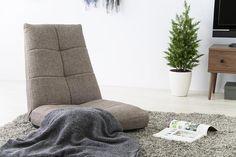 スヌロン_ナチュラル リクライニングチェア(ブラウン)(座椅子・ローチェア)【HOME'S Style Market】|おしゃれな家具・インテリアの通販(商品コード:sm-001-00627-br)