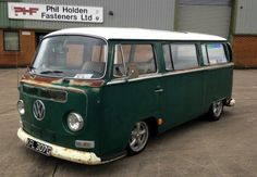 1969 VW Type 2 Deluxe with Sunroof
