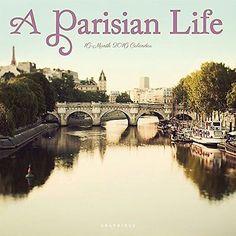 A #parisian life 2016 calendar #graphique de france #(corporate author),  View more on the LINK: http://www.zeppy.io/product/gb/2/161891337729/