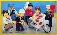 LEGO 6301 Town Mini-Figures