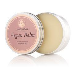 Argan balm creates a protective barrier to seal in hydration & leaves skin softer