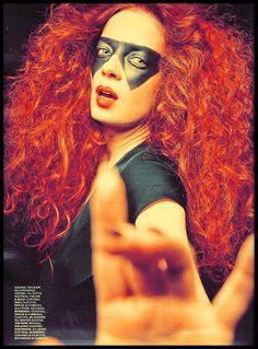 Shirley Manson by Autumn De Wilde
