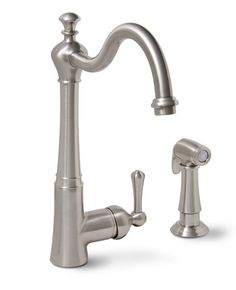 View the Premier 120024LF Sonoma Kitchen Faucet with Side Spray at FaucetDirect.com.