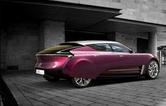 jean-louis bui pays homage to the citroën DS with revival concept