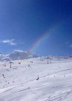 Sölden,Austria.#rainbow