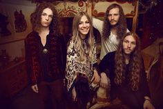 Blues Pills Band Picture