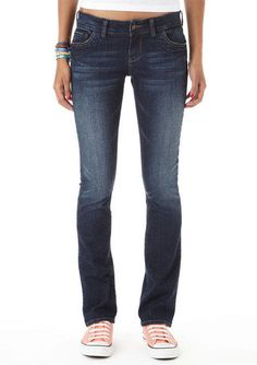 Morgan Low-Rise Skinny Jean by dELiA's for teens