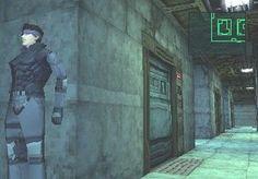 Metal Gear Solid #PS1