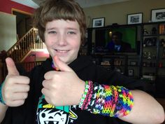 Boy's bracelets raise over $8,000 to help cure kids like him of cancer