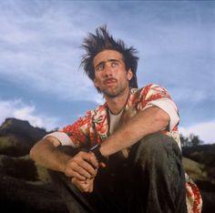 "Nicolas Cage in ""Raising Arizona"" Joel Coen) Nicolas Cage, Raising Arizona, Love Movie, Film Stills, On Set, Memphis, Storytelling, Tv, Cinema"
