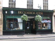 December 25th, Bath, England