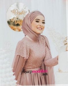 very stylish young girl hijab evening dress model Hijab Gown, Hijab Evening Dress, Hijab Dress Party, Hijab Style Dress, Summer Wedding Gowns, Summer Bridesmaid Dresses, Casual Summer Dresses, Dress Casual, Wedding Bridesmaids