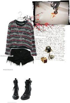 """""""I hope you remember of me"""" by bipolarunicorn ❤ liked on Polyvore"""