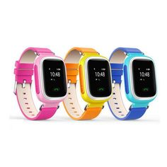 New Kid Gps Smart Watch Wrisch Sos Call Location Finder Locator Device Tracker For Safe