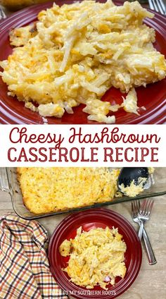 Hashbrown Casserole Recipe, Dinner Casserole Recipes, Hash Brown Casserole, Casserole Dishes, Brunch Recipes, Dishes Recipes, Potato Recipes, Food Dishes, Easy Recipes