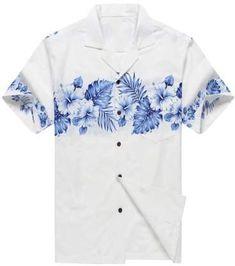 "60/"" W Hawaiian Print Muu Muu or Aloha Shirts 64/% Rayon 36/% Cotton BTY"