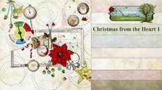 Christmas From the Heart 1 by Elizabeth's Market Cross.
