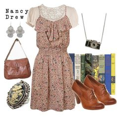 i loved Nancy Drew probably more than anyone i know.