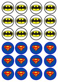Image result for spiderman superman batman cakes and cupcakes