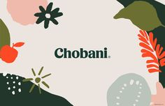 Last year, Chobani got a new logo. Since the yogurt company was founded in 2005, it had used an angular sans serif font called Broadband to adorn its plastic