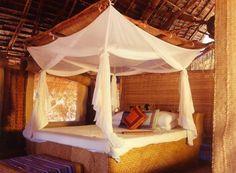 tropical beach hut interior - Google Search