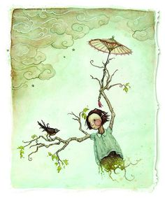 Tree Witch, by Leontine Greenberg, via Flickr