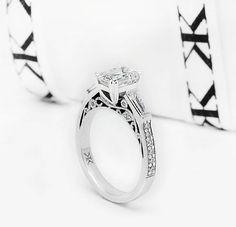 Custom design diamond engagement ring #bykalfinjewellery #diamondjewellery #jewellersmelbourne #diamondengagementrings custommadeengagementrings #diamonds #cbdjewellers #bestjeweller #collinsst #custommade #weddingrings #gentsrings #wedding #bride #diamondrings #engagementrings #solitaire #antiquejewellery www.kalfin.com.au