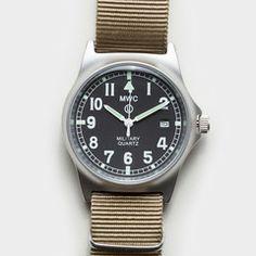 G10 Military Watch - Desert