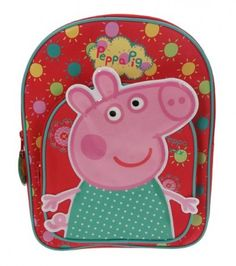 peppa pig backpcak