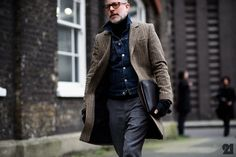 Bruce Pask | London