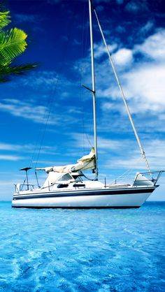 Sailing @michaelsusanno @emmaruthXOXO @emmammerrick @emmasusanno #HAUTEINFIJI