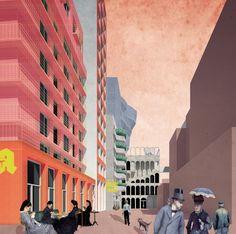 Spielbudenplatz NL architects