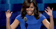Michelle Obama Just Gave An Incredible Speech And Brought The House Down