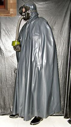 Mackintosh Raincoat, Latex, Rain Cape, Rubber Raincoats, Gas Masks, Rain Wear, Hoods, Passion, Plastic