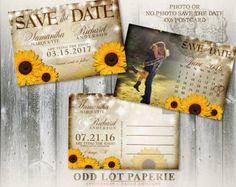 Anticipation - Save the Date Cards & Calendar