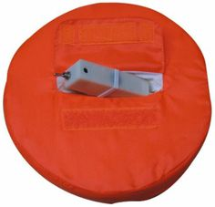 Beeping Frisbee - designed for the blind or visually impaired. ID# 4006.