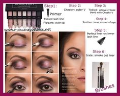 Daytime and Dramatic looks in 1 palette Available @ VampYourLashes.com