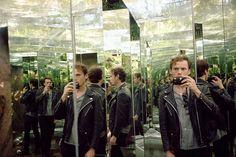 The Late Actor Anton Yelchin's First Photo Exhibition Photos   W Magazine