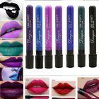 Gothic Long Lasting Waterproof Lip Liquid Pencil Matte Lipstick Makeup Lip Gloss #ad
