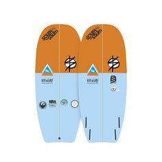 New models kite&surf School