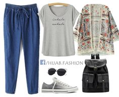 Casual Outfit Idea Prices & Stores Casual Outfit Idea Prices & Stores Casual Outfit Idea Prices & Stores The post Casual Outfit Idea Prices & Stores appeared first on New Ideas. Islamic Fashion, Muslim Fashion, Modest Fashion, Fashion Outfits, Hijab Elegante, Hijab Fashion Inspiration, Moda Emo, Mode Hijab, Hijab Outfit