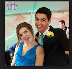 The next step wedding. Riley and James look awesome, I think these are the two best characters in the show Le Studio Next Step, Cool Dance, The Next Step, Kids Tv, Second Best, Pictures Of People, Series Movies, Best Shows Ever, Favorite Tv Shows