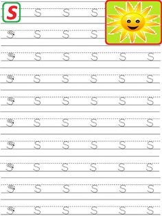 EDUCATIA CONTEAZA: LITERE PUNCTATE DE TIPAR Letter Writing Worksheets, Alphabet Writing, Handwriting Worksheets, Alphabet Worksheets, Alphabet Activities, Numbers Preschool, Preschool Letters, Learning Letters, Preschool Education