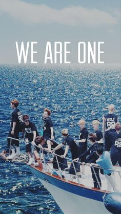 "EXO: XOXO ""We Are One"" HD Wallpaper"