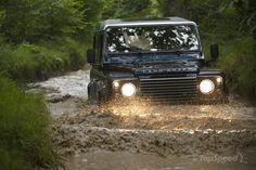 .....a Legend. The Land Rover Defender!