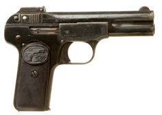 Browning Pistol Model 1900 No more leaving the last round out because it is too hard to get in. And you will load them faster and easier, to maximize your shooting enjoyment. Save those thumbs & bucks w/ free shipping on this handgun magloader I purchased mine http://www.amazon.com/shops/raeind