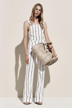 Frame Denim - Spring 2017 Ready-to-Wear