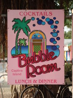 The Bubble Room on Captiva