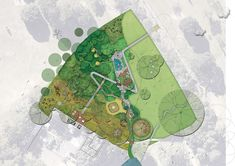 A map of the best contemporary landscape architecture projects from around the world. Landscape Concept, Landscape Architecture Design, Contemporary Landscape, Urban Landscape, Sydney, Ian Potter, Garden Design Plans, Creative Play, Design Development