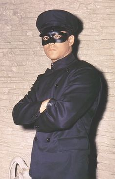 "Bruce Lee as Kato in the ""The Green Hornet"""